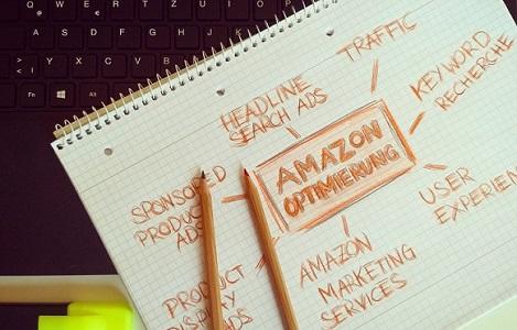 Amazon Produktplatzierung Bild