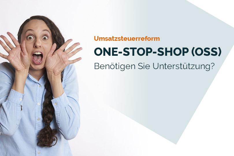 Umsatzsteuerreform - One-Stop-Shop (OSS)
