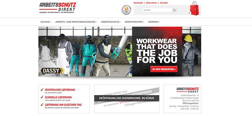 arbeitsschutz-direkt.eu ist online