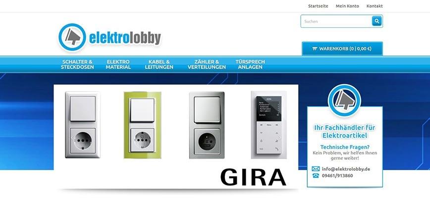 Elektrolobby.de geht online