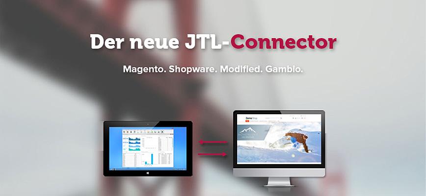 Der neue JTL-Connector