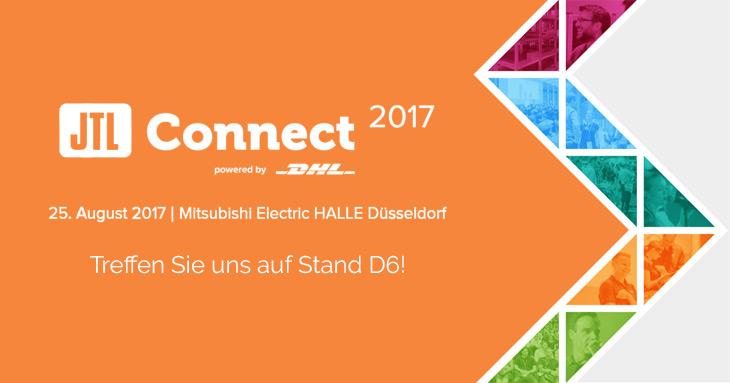 JTL Connect 2017 – Wir sind wieder dabei!