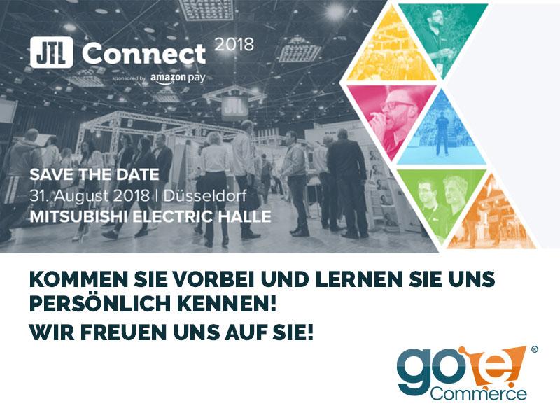 JTL-Connect 2018 - Wir sind wieder dabei!